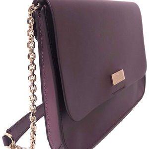 Kate spade Putnam shoulder bag in plum